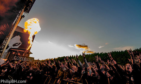 Sold-out Copenhell to be heaven on earth for metal fans