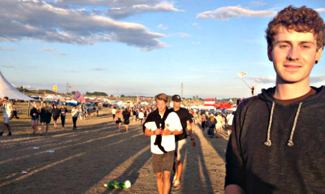 Tales of a Roskilde Festival virgin's first time