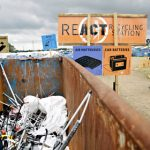 How Roskilde's guests control waste while getting wasted