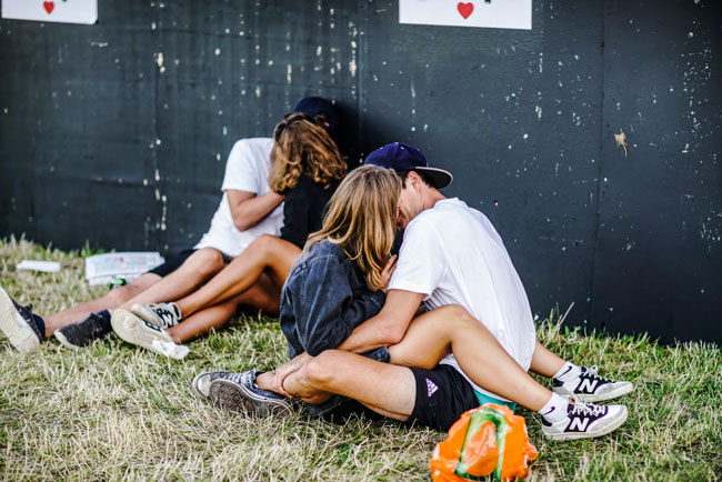 Capturing the good vibes Roskilde Festival 2016