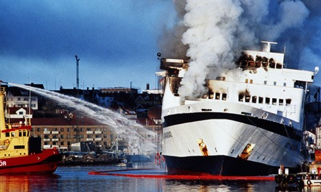 No new charges in ferry fire that killed 159 people
