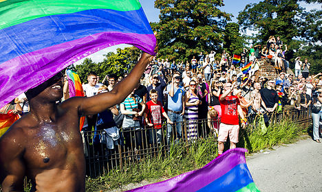 Copenhagen Pride to see record crowds, higher security