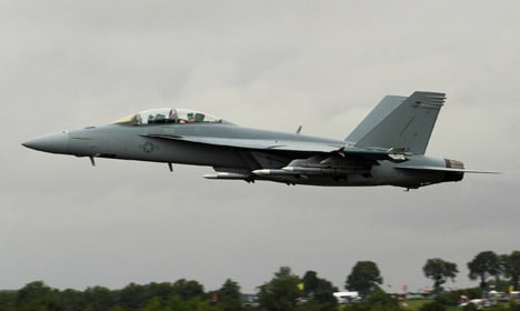 Boeing challenges Denmark's choice of fighter jets