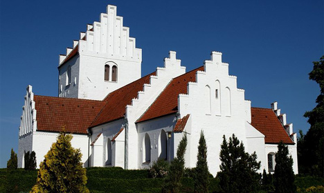 Danish priest charged with sexually abusing children