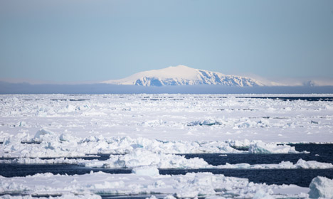 Russia eyes Arctic deal with Denmark