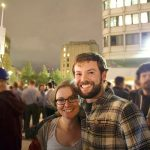 Local attendees were excited for both good beer and musicPhoto: Samer Khudairi
