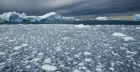 Melting Greenland ice could expose Cold War waste