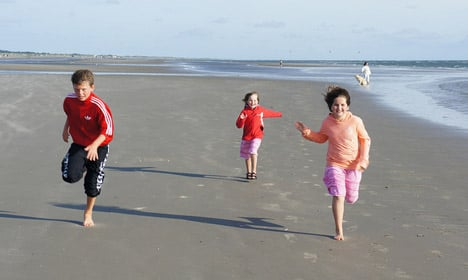 Danish kids among the fittest in the world: study