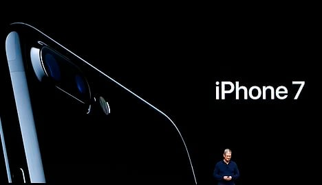 Denmark home to world's lamest iPhone 7 launch