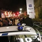 Two left injured in Danish department store shooting