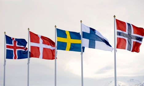 The Nordic nations have gone to war… on Twitter