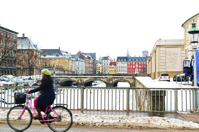 Denmark's winter will be even colder than you thought