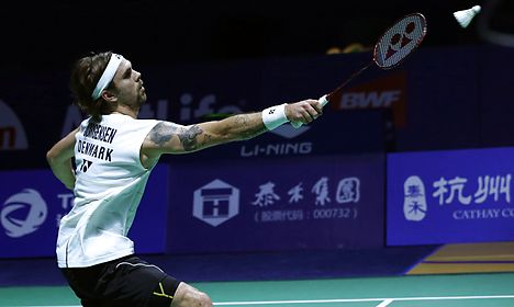 Danish badminton star outrages Malaysians