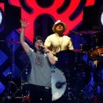 Can Denmark's Lukas Graham beat Adele and Beyoncé for a Grammy?