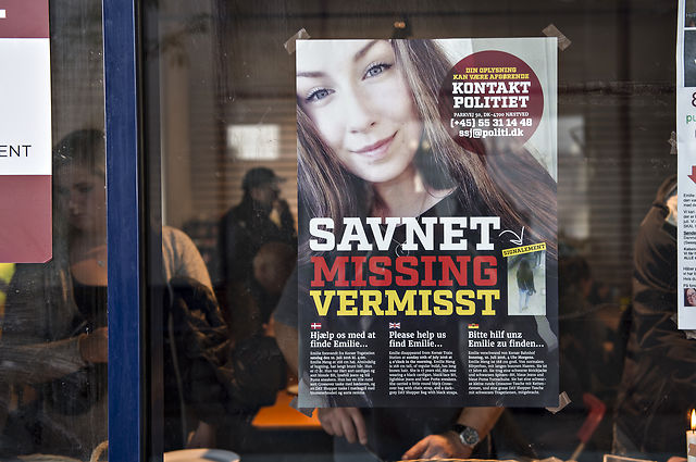 Danes in mourning after missing teen found dead