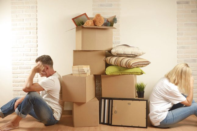Ten tips to make moving house less stressful