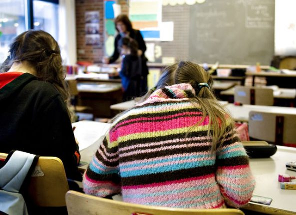 Denmark reaches new heights in global education ranking
