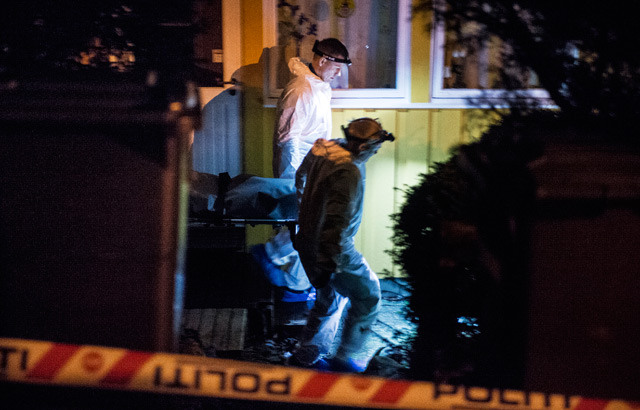 Norwegian charged in Danish man's death