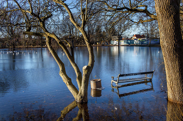 Denmark told to brace for rising waters again