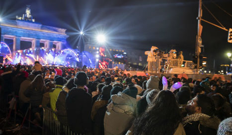 Europe parties ring in New Year despite terror jitters