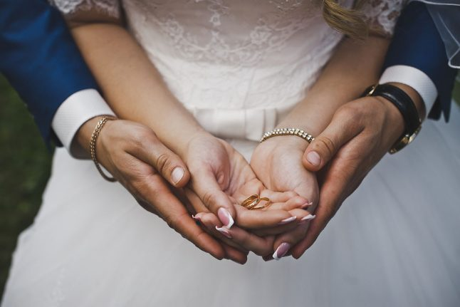 Denmark bans marriage for under-18s