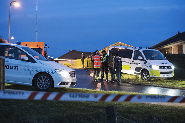 Six found dead in a house in central Denmark