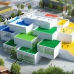 Lego to open giant playhouse for fans by Danish HQ