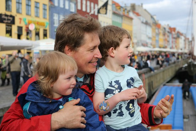 'Working in Denmark has allowed me to enjoy my time with my family'