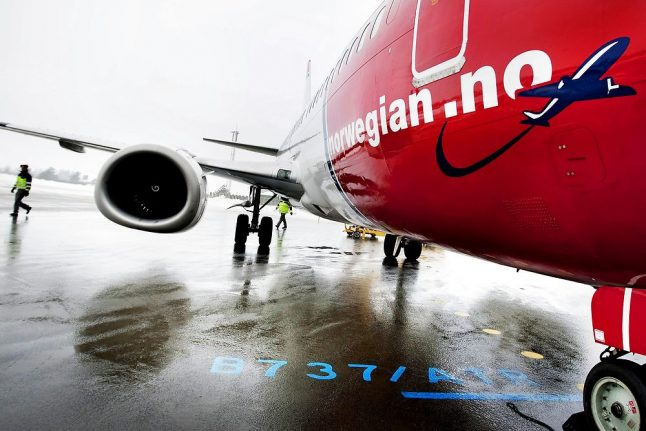For first time, Norwegian flies more passengers than rival SAS