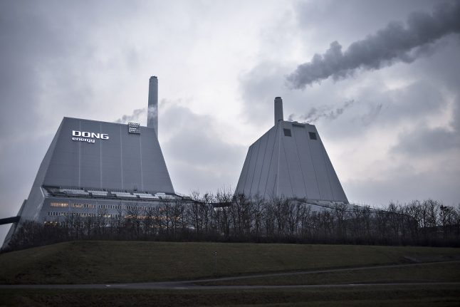 Denmark's Dong Energy to ditch coal by 2023