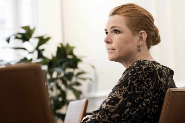 Danish minister sparks controversy with Facebook cake post to celebrate 50th immigration curb