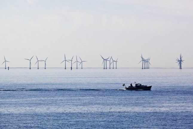 """Danish government could end """"one-fifth"""" behind green energy target"""