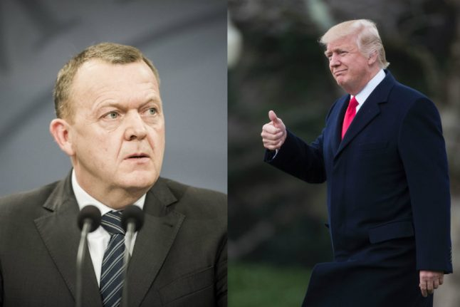 Danish prime minister to meet with Trump