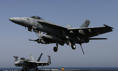 Boeing sues Denmark after losing out on fighter jet deal