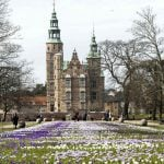 Warm temperatures, light evenings on way to Denmark