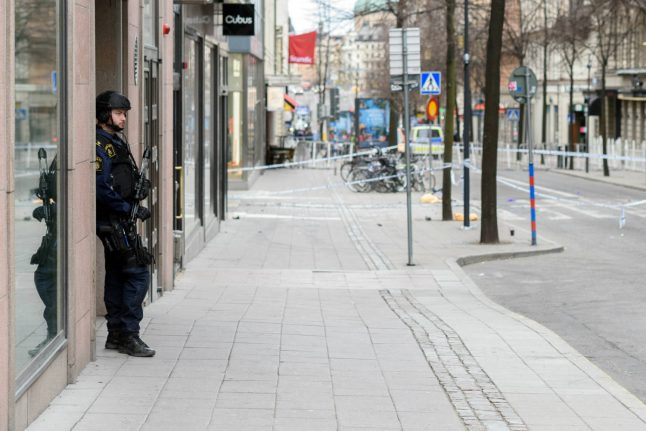 Stockholm attack does not change Denmark threat level: security services