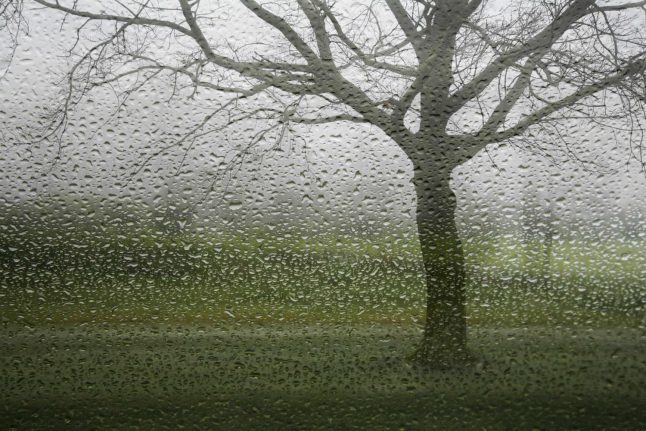 Cold, wet and windy Easter for Denmark