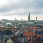 Glimpses of sun only for Denmark this weekend