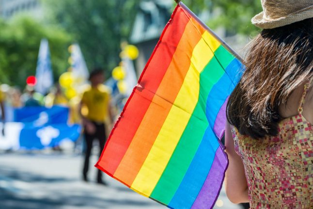 Denmark maintains positive record on LGBTI rights