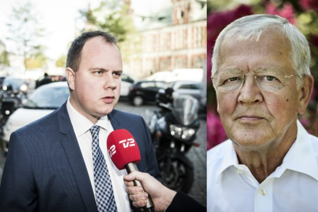 Former minister compares Danish People's Party to Ku Klux Klan