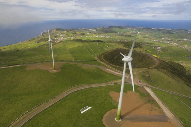 Danish clean energy firm helps island to run on 70 percent green power