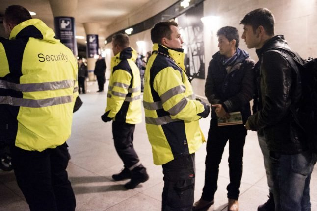 Sweden to end ID checks on trains from Denmark