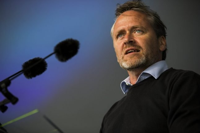 Danish foreign minister rules out action on alleged Turkish surveillance