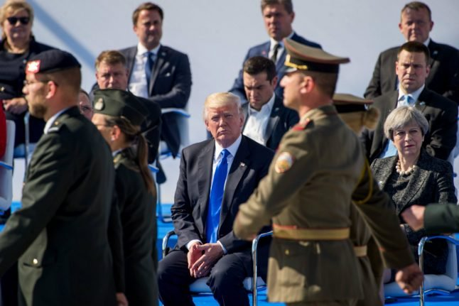Could Denmark blank Trump in new foreign strategy?