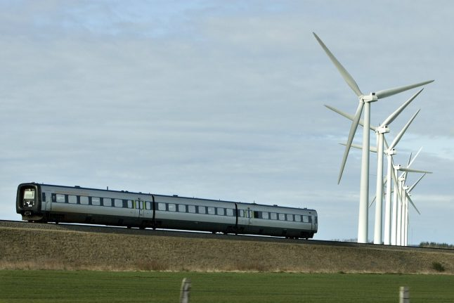 Coffee and cake sales could roll back on board Danish trains