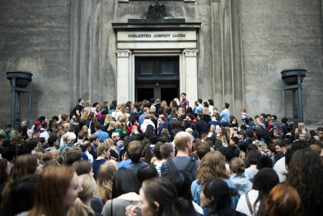 More Danes applied for study programmes with best job prospects: ministry