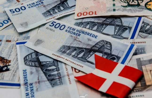 Eight out of ten Danes receive state money: report