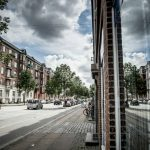 Nørrebro bullet hit balcony, travelled through door and into sofa: police