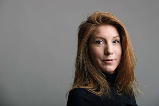 Family of missing Swedish journalist Kim Wall appeals for closure