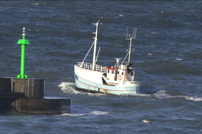 Danish government under fire in fisheries scandal